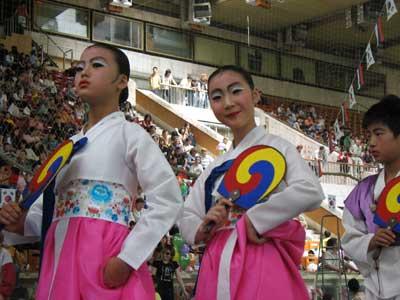 Двадцатый фестиваль корейской культуры в Москве - 12 июня 2013 года