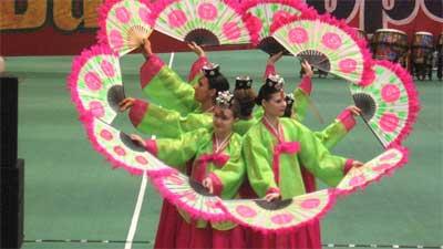 19-ый Фестиваль корейской культуры 12 июня 2012 года