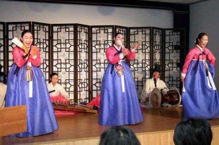 Открытие Корейского Культурного Центра в Астане