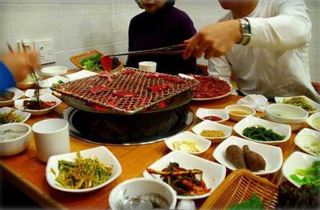 Пулькоги - корейское национальное блюдо